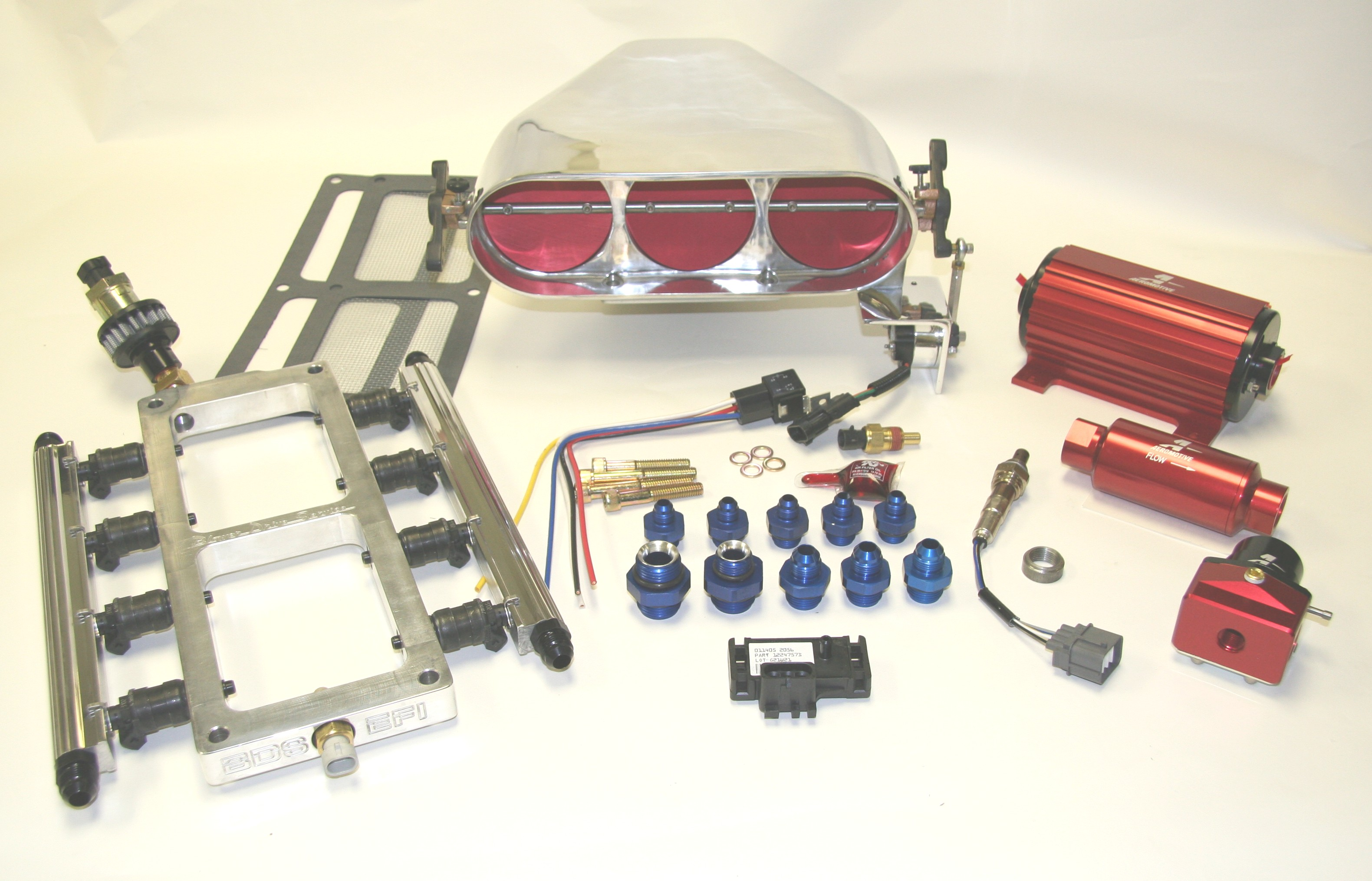 Fuel Systems For Blowers : Roots blowers blower kits drive intakes