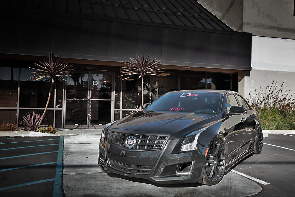 D3 Cadillac Performance Parts....