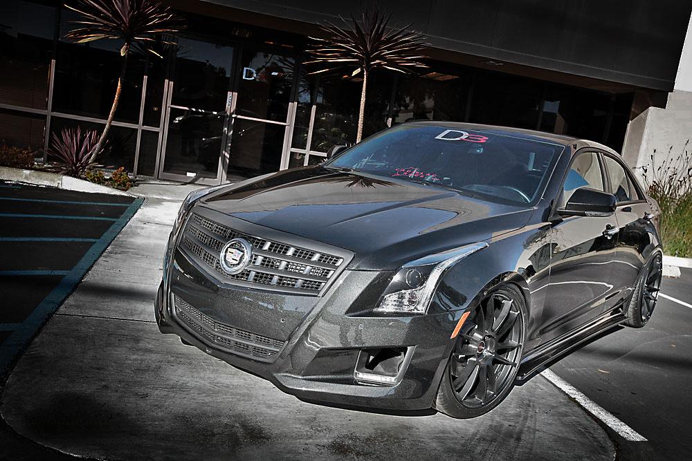 Cadillac Ats Performance Parts