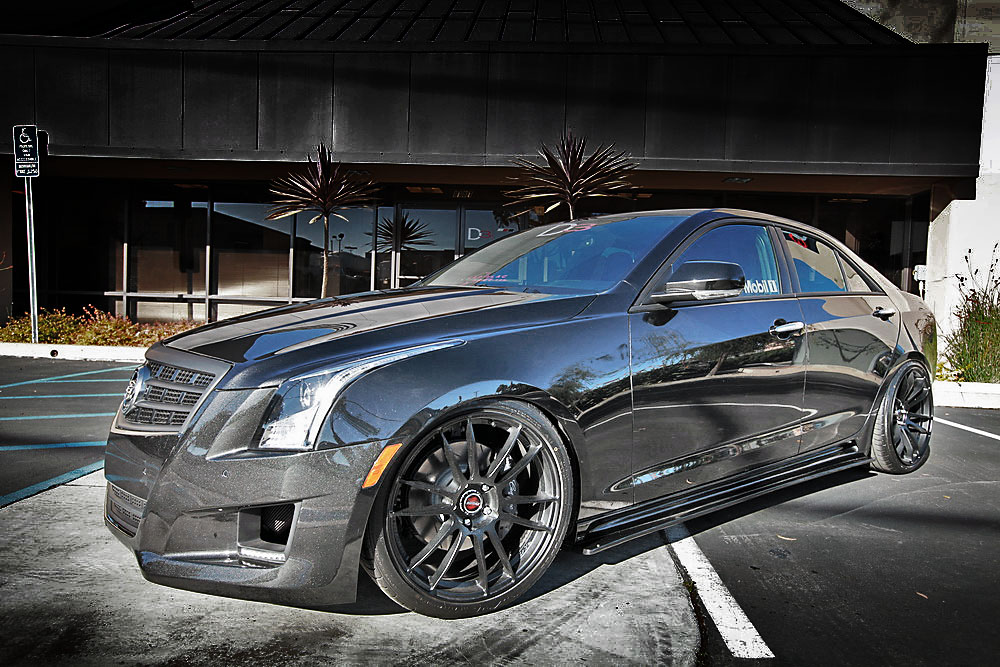 D3 Cadillac Performance Parts Ats