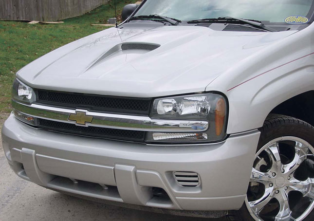 Trailblazer hoods grilles running boards lights intakes exhaust publicscrutiny Choice Image