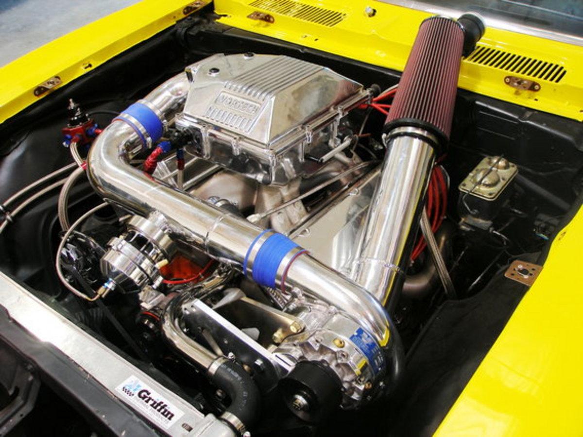 Vortech Chevrolet Camaro Supercharging Systems