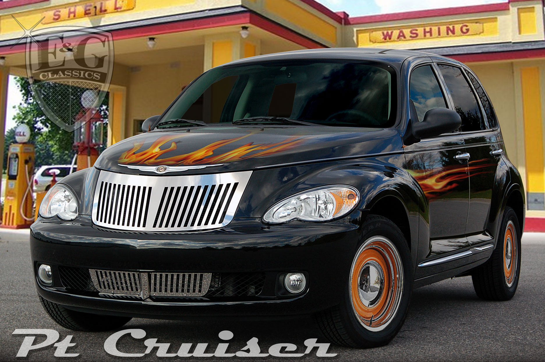 Hr X on 2004 Chrysler Pt Cruiser Accessories