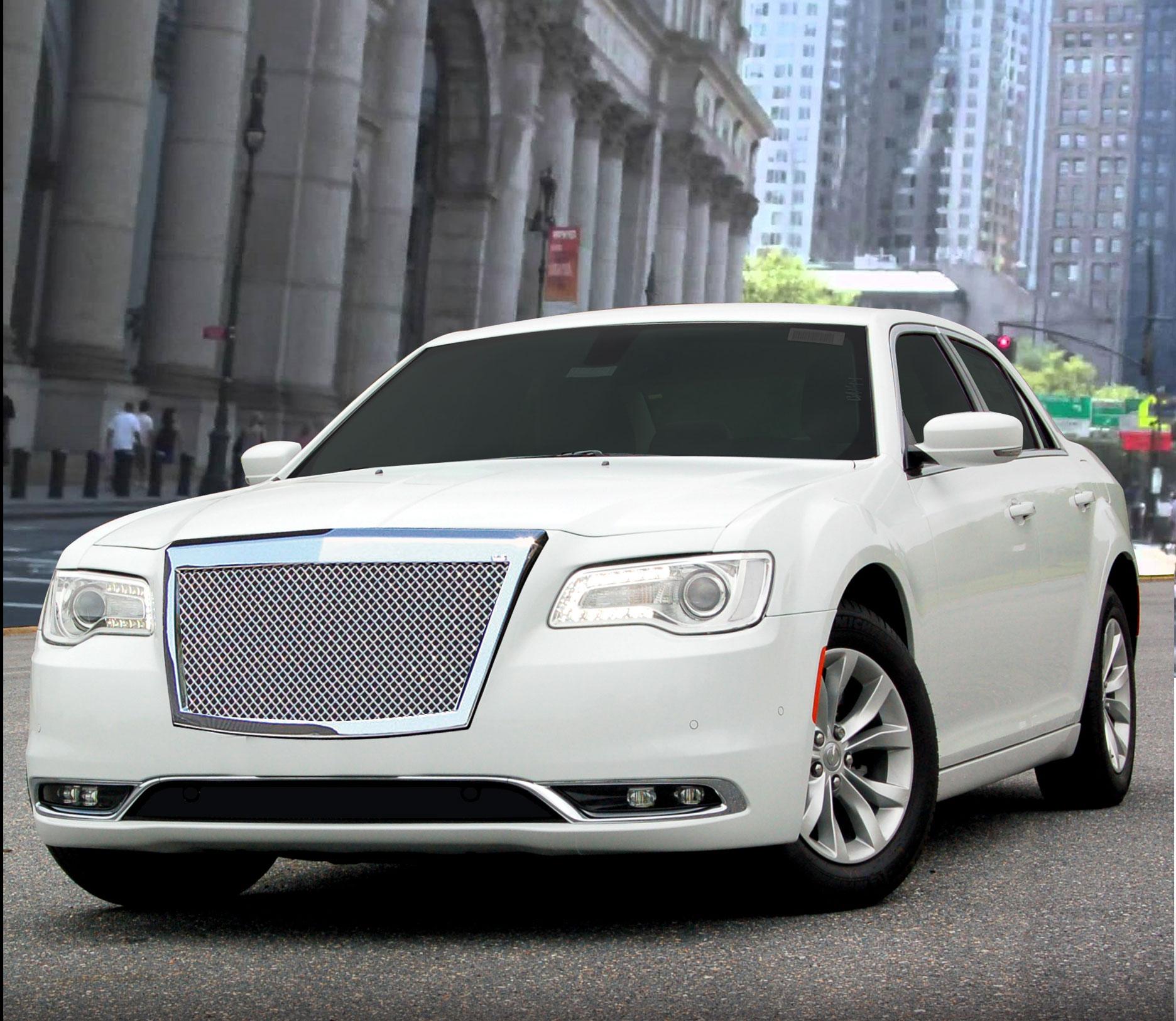 Chrysler 300: E&G Classics Chrysler 300, 300C, Touring Grilles Wing Body