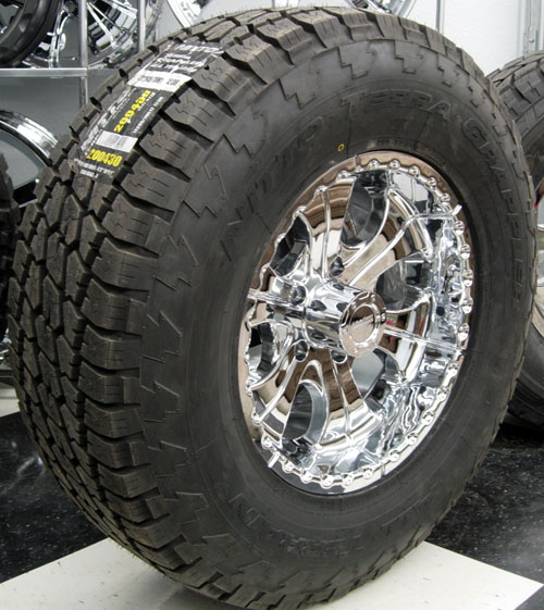 Nitto Dura Grappler >> Nitto Tires Grapplers and competition